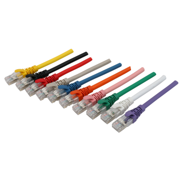 الفئة 6A Data Center Patch Cord