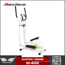 Équipement de gymnastique de haute qualité Vélo magnétique Elliptique