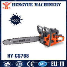 45cc Power Machine Flexible Operation Chainsaw with High Quality