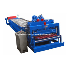 Step Tile Forming Machine Galzed Tile Forming Machine Roof Panel Machine Roll Forming Machine