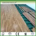 Oak Hardwood indoor basketball court flooring