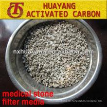 Lieferung 1-2mm Maifanit für Wasserfilter Filter