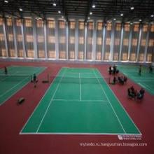 ПВХ спортивный пол для тенниса