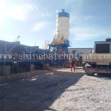 25 Equipo de planta mezcladora de concreto