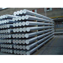 China Supplier 6063 haste de alumínio