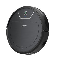 Robot Vacuum Cleaner Wet and Dry WiFi Automatic Charging 2000PA Suction Automatic