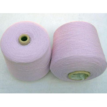 100% Dyed Cotton Yarn/Polyester Cotton Recycled Yarn for Weaving Knitting