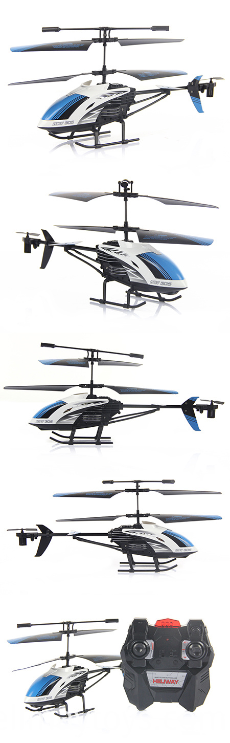 Alloy Structure RC Helicopter