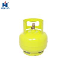 Gasflasche des Gas-3KG, Gas-Flasche