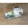 WCB regular pressure hydraulic gear pump