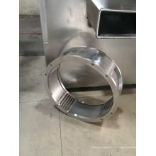 Máquina de trituración de acero inoxidable
