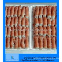 Crevettes congelées
