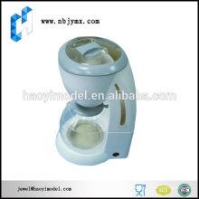 Qualidade profissional cnc usinagem manga do eixo do motor de plástico