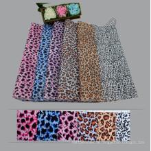 Lager 100% Polyester gedruckt Microfiber Stoff 55GSM Breite 150 cm für Heimtextilien