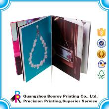 Impresión de catálogos Fashional, impresión de folletos de joyería