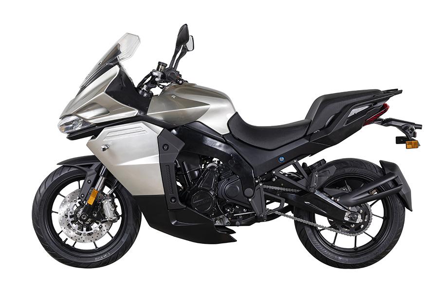 motorbike GT750