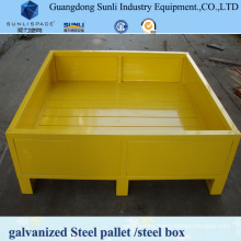 Warehouse Metal Pallet Container