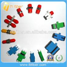 Adaptador chino de la fibra óptica, adaptador de la fibra de SC / FC / ST / LC / MPO