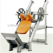 Equipamento comercial do Gym para o agachamento do corte do clube do Gym
