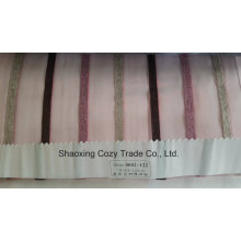 New Popular Project Stripe Organza Voile Sheer Curtain Fabric 0082122
