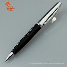 Рекламная кожаная ручка для ручек