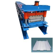 Kr18 Standing seam roof forming machine