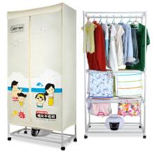 Armario de tela PTC calefacción eléctrica secador de ropa (HF-F9T)