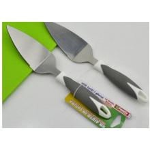 Pelle à gâteau promotionnel / pelle à pizza / pelle en acier inoxydable / outils de cuisson / couteau à pizza