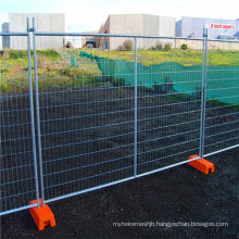 China Wholesale Temporary Welded Wire Fence Galvanized Coating (TWWF)