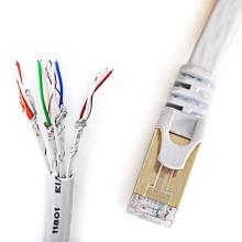 Câbles réseau SFTP Cat6a Cable Pass Fluke