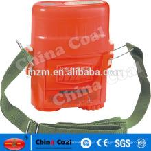 CHINA NUEVA ZYX60 aisló el autorrescatador de minería de oxígeno comprimido
