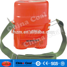CHINA NEW ZYX60 isolated compressed oxygen mining self- rescuer
