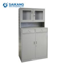 SKH054 медицинские металлические медицинские шкафы хранения офиса
