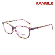 Las gafas más nuevas del acetato de la moda diseñan marcos ópticos del acetato