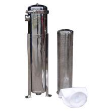 50micron Full Ss304 Bag Filter Housing