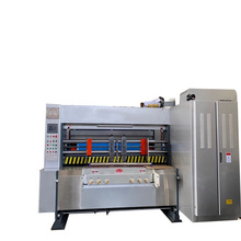 Paperboard carton box Slotter Grooving Machine factory manufacturer high speed