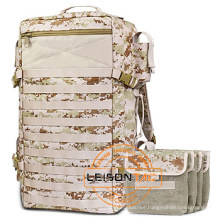 Tactical First Aid Backpack of Cordura with ISO Standard
