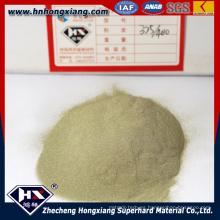 Abrasivo de polvo de diamante sintético