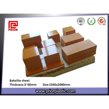 Phenolic Paper Board with 3-50mm Thickness