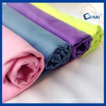 Quick Dry Microfiber Suede Towel (QHS55980)