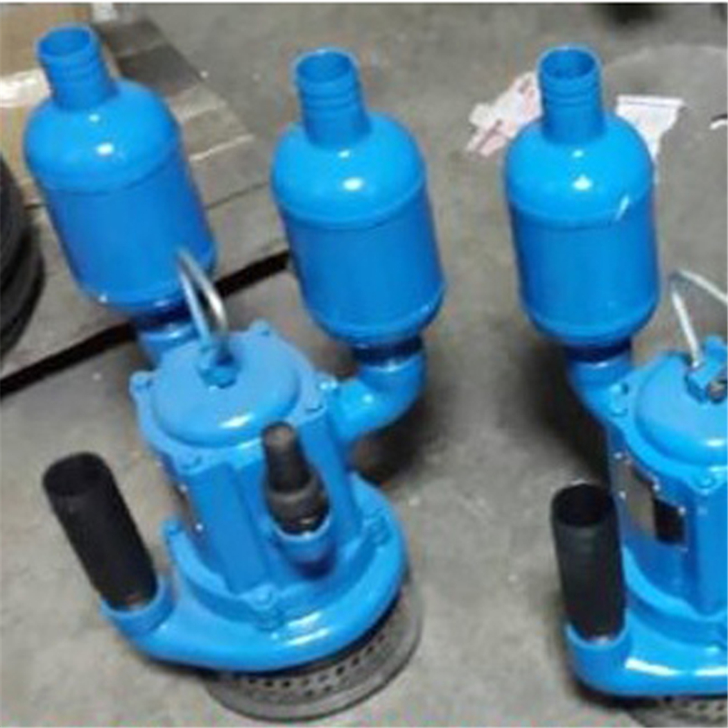 Windy Driven Operated Large Discharge Submersible Pump (2)