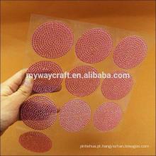Adesivo de cristal / adesivos de acrílico / adesivo de diamante de acrílico corporal /