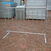 Bästa kvalitet Hot Dipped Galvanized Crowd Control Barriers