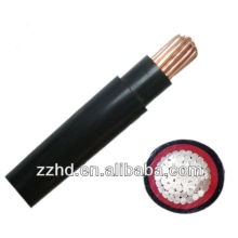 low voltage cable electrical pvc armored/unmored cable cu cable 50mm2 120mm2