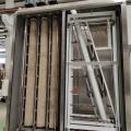 Automatic large size Glass Vertical Glass Washing Machine