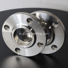 ASME DIN SO FORGED FLANGE
