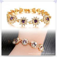 Мода ювелирные изделия Мода аксессуары медный браслет (AB267)