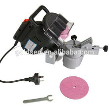 Cheap GS CE EMC ROHS 100mm 220W Plastic Base Electric Chainsaw Sharpeners Grinder
