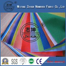 100% PP Spun-Bond no tejido en diseño de Cambrella para bolso de mano