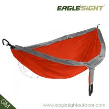 OEM новой конструкции сжатый двуспальной парашют гамак